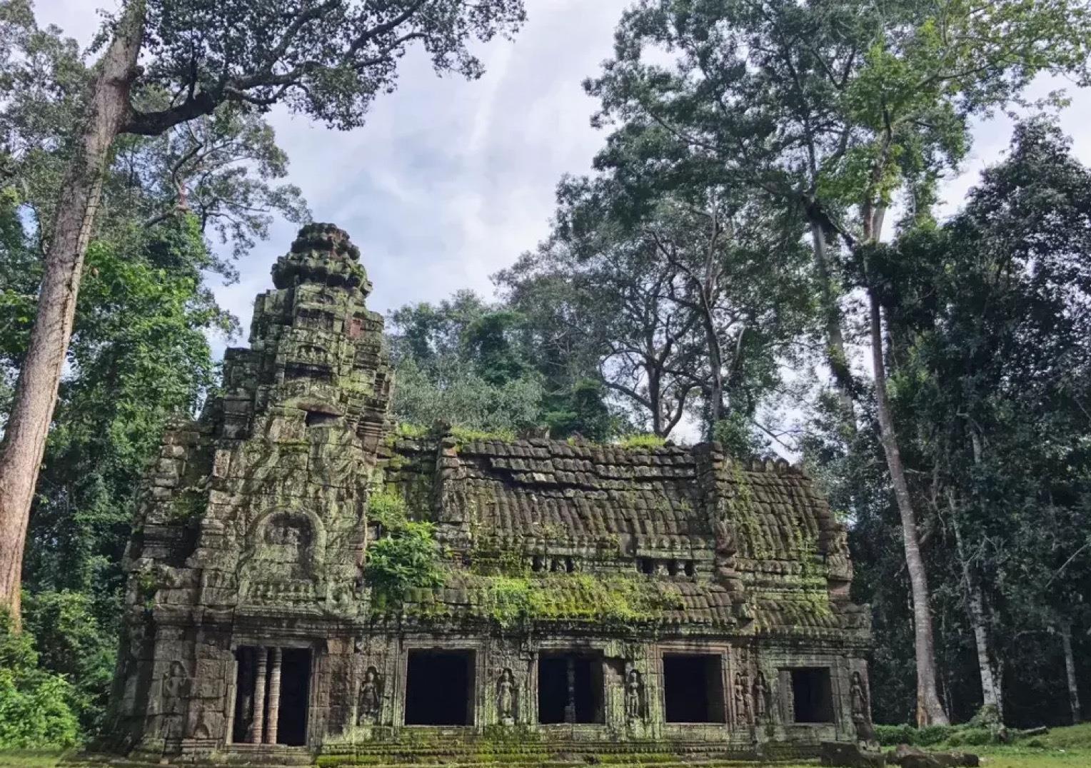 去柬埔寨吴哥窟攻略,闺蜜七天八晚穷游柬埔寨