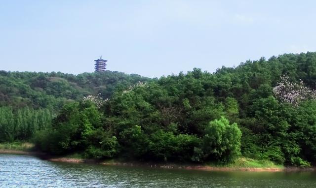 """安徽有座九华山的""""亲戚"""",素有""""庐阳第一名山""""之称,就在合肥"""