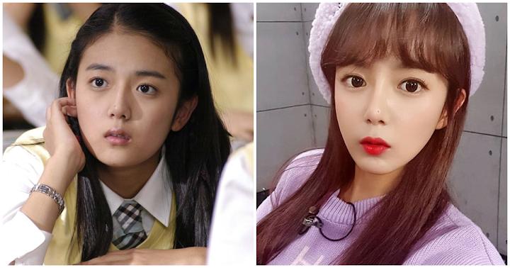 韩国女演员宋恩彩坚称她的整容传闻是假的