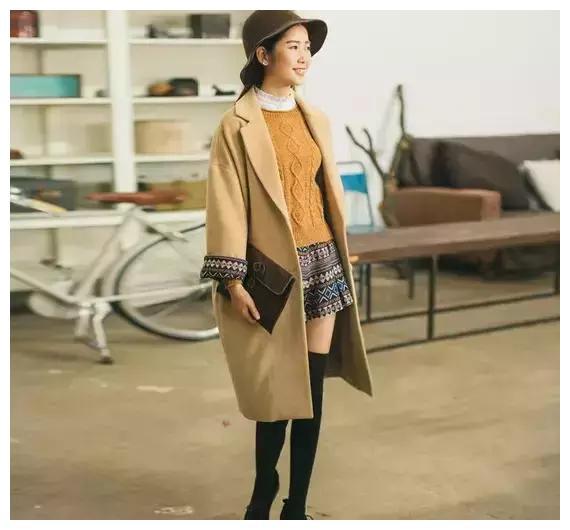 大衣不要这样搭配了太丑了,以下几款让你在这个秋冬,引领潮流