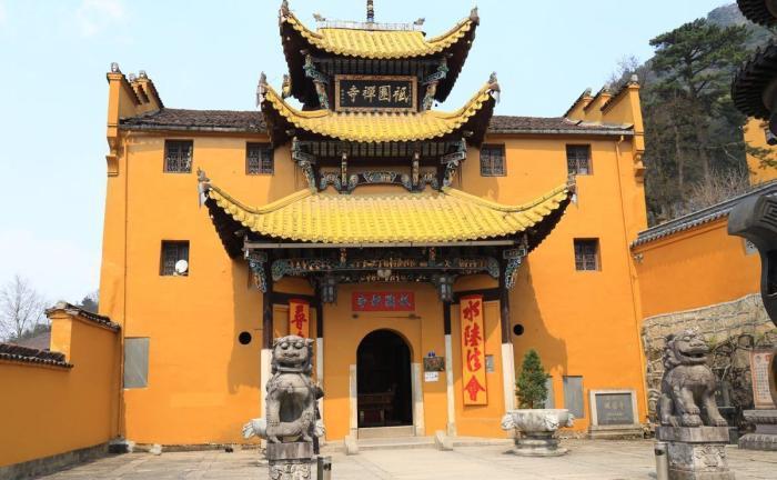 安徽香火旺盛的一座寺庙,九华山四大禅林之一,全国重点文化寺庙