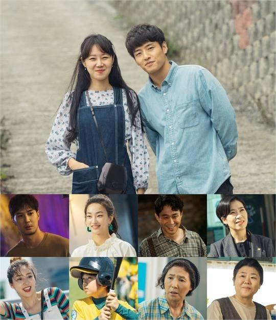 孔孝真和姜河那主演的《山茶花开时》以最高收视率大结局