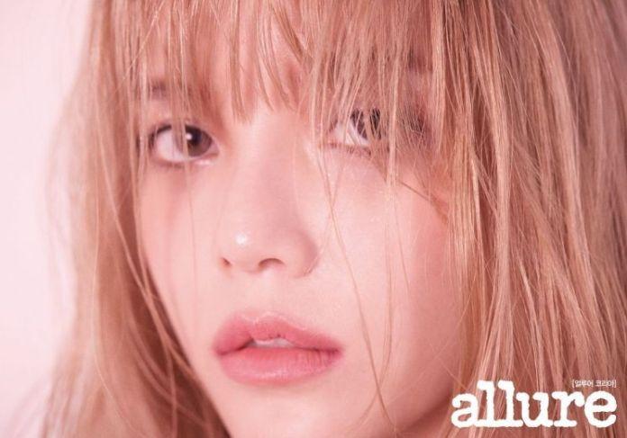 AOA申智珉公开异国魅力写真散发出压倒性的魅力