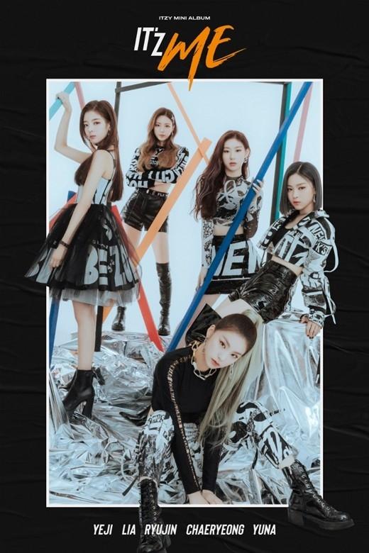 ITZY公开2nd迷你专辑《IT'z ME》团体预告图片