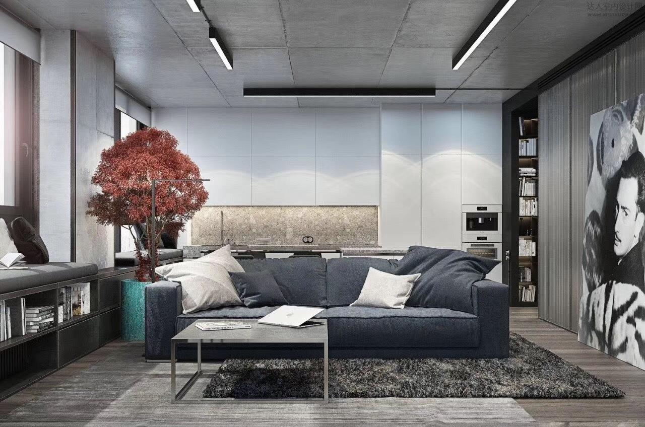90后青年的新家装修设计,时尚又潮流的家居都应该怎么搭配?