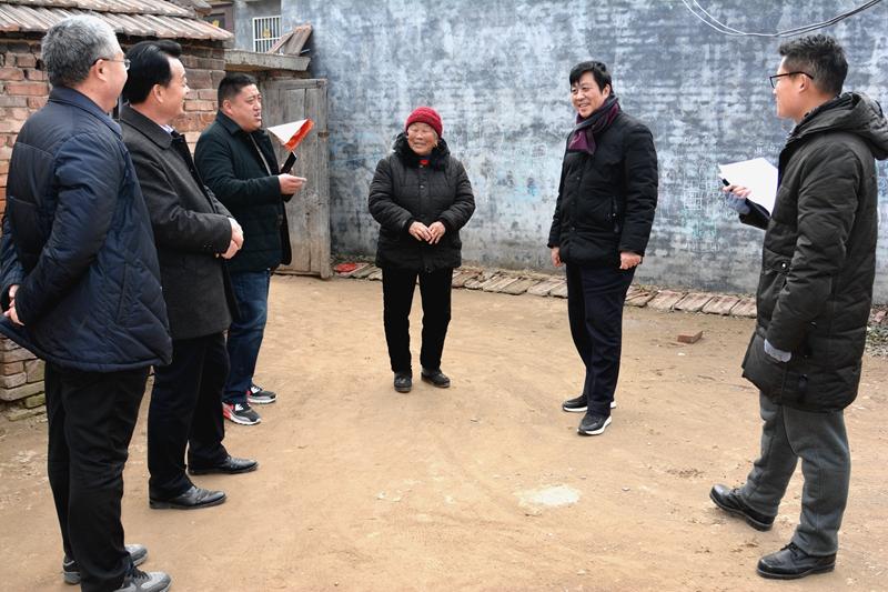 宁陵县政协以实际行动落实县三级干部会议精神