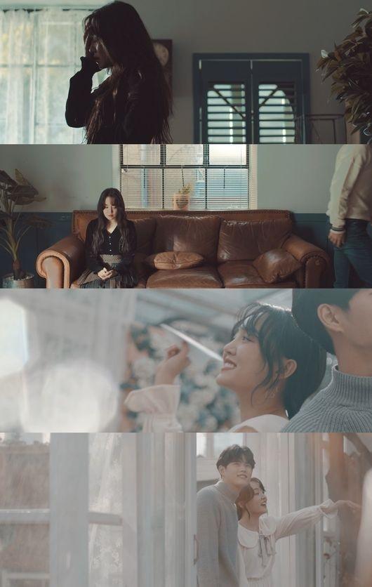 高润荷公开主打歌《乌云》MV预告视频 回忆幸福瞬间的悲伤