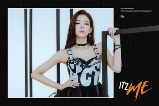 ITZY崔智秀公开新曲《WANNABE》个人预告图片