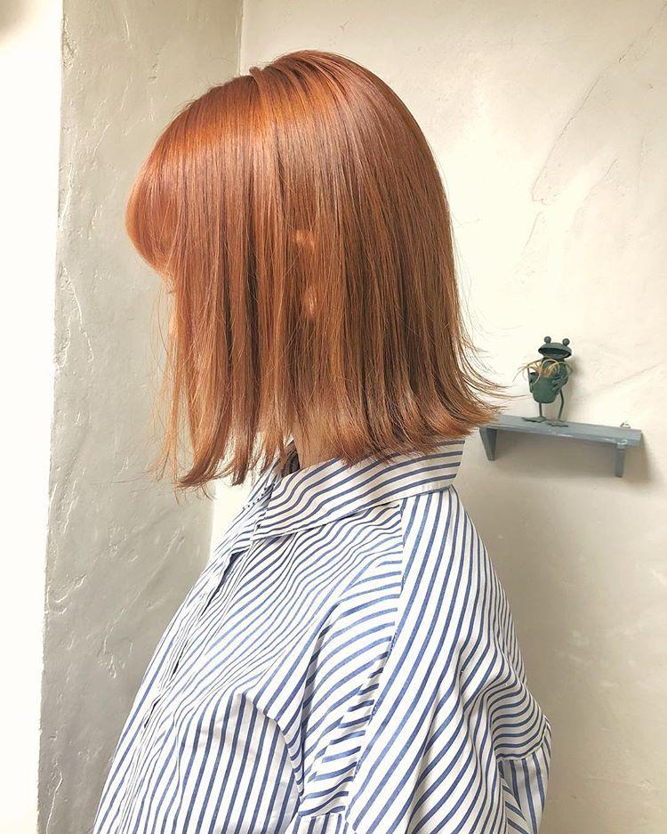 跟随潮流走,今年想染发的妹子,别犹豫了,这几款发色是最好的选择