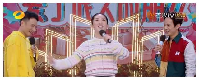 """《快乐大本营》谢娜回归,自称""""C位出道""""跟得上潮流了!"""