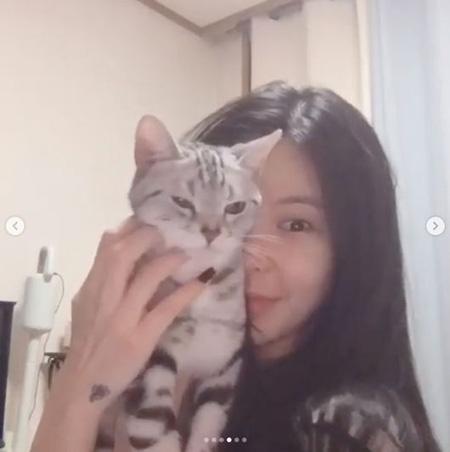 韩国歌手张才人宠物猫失踪 心都要碎了