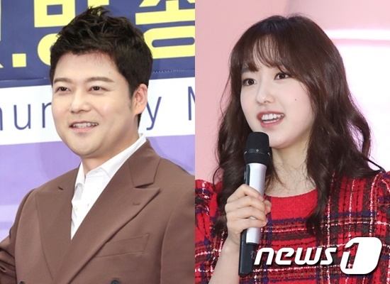 全炫茂与小16岁女主播李慧星热恋 KBS前后辈情侣诞生?