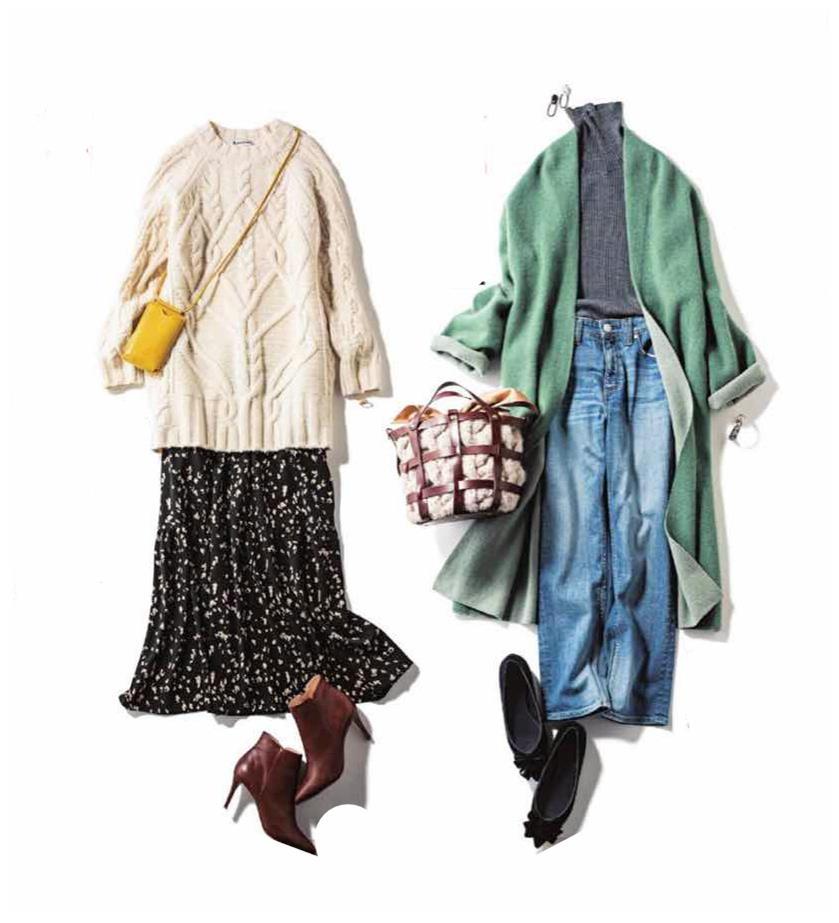 今冬日系风引领时尚潮流,自带小清新感,一见就倾心