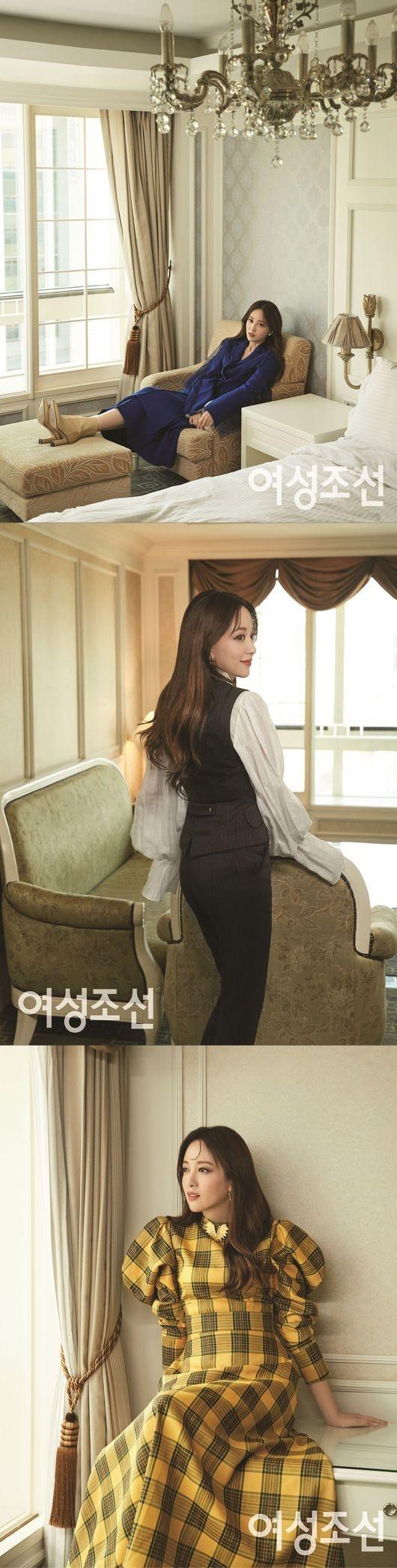 李世恩穿搭完美 公开充满魅力的写真集