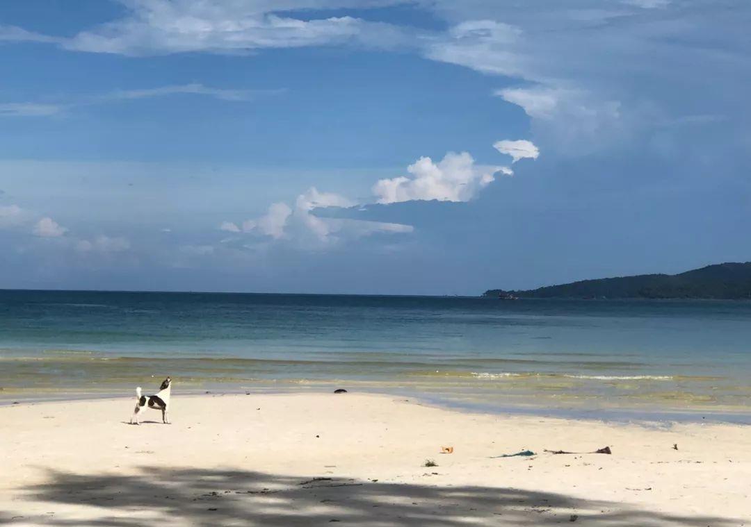 不必去马尔代夫,柬埔寨就够了