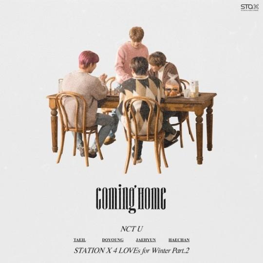 NCT U新曲《Coming Home》今天公开 适合冬天的叙事曲
