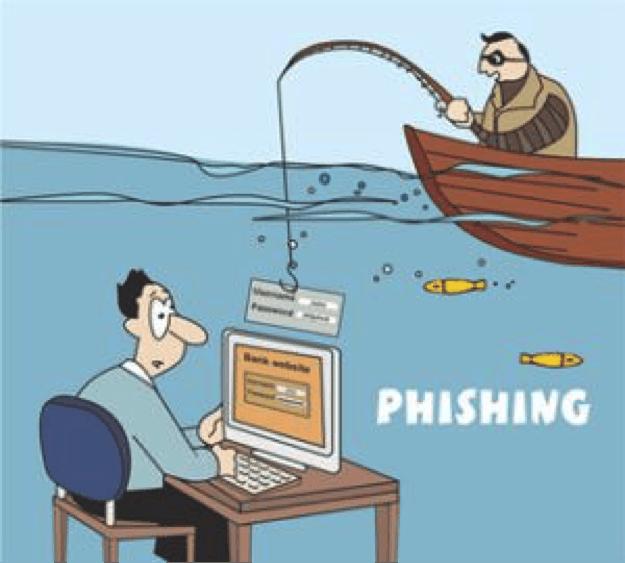 釣魚攻擊是什么意思 網絡釣魚、釣魚網站是什么意思?