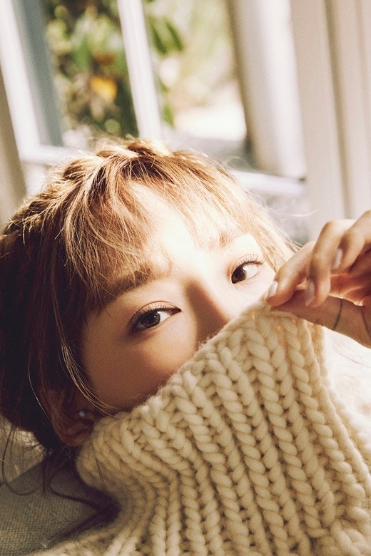 金泰妍公开翻唱专辑《Purpose》的精彩片段出众的歌声