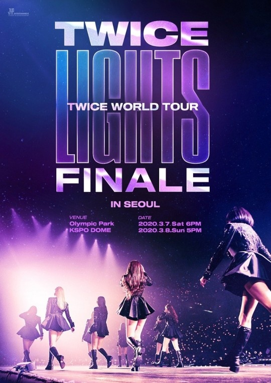 TWICE首尔安可演唱会门票开始预订 最后时刻高涨的期待