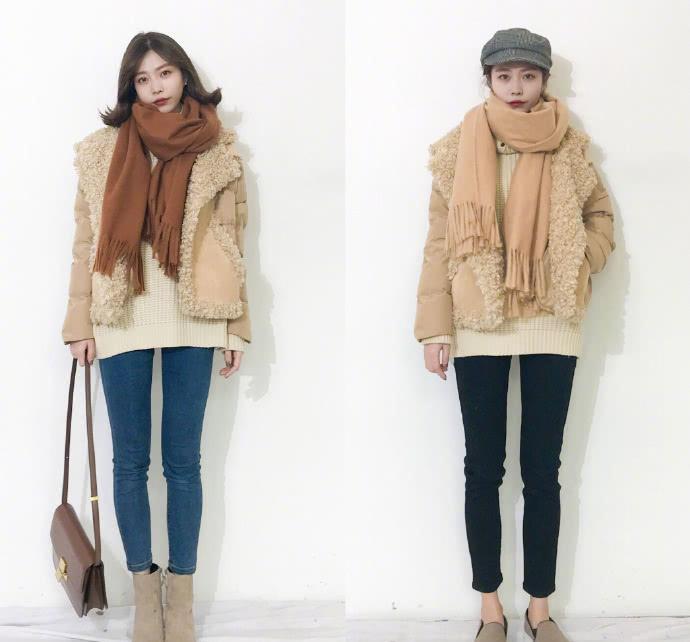 秋冬搭配参考示范,适合时尚女性,穿上它你就是亮点!