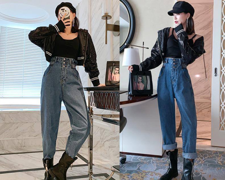 秋冬最火牛仔裤:时尚达人都在穿,让你显瘦又时髦!
