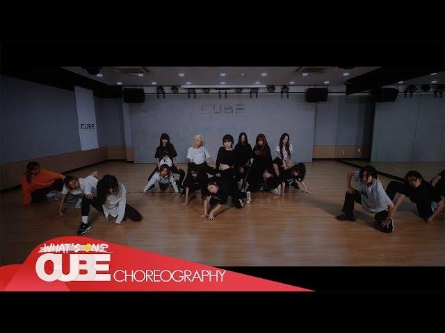 (G)I-DLE新曲《LION》舞蹈练习视频公开 纪念MV播放量达到2000万