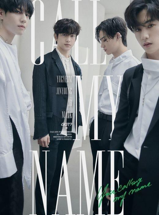 GOT7新专辑《Call My Name》预告影像公开冷酷的气氛