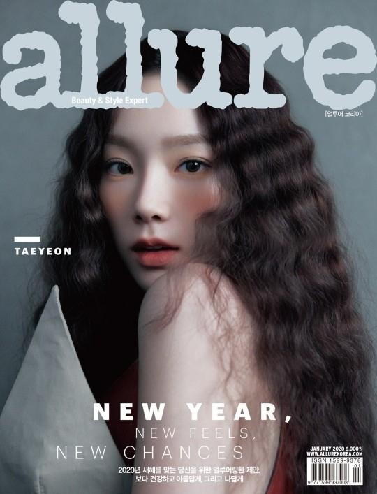少女时代金泰妍通过写真展现多种概念 引人注目的视觉