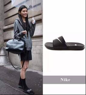 拖鞋也能引领潮流了?Nike教你如何把拖鞋穿出时尚感