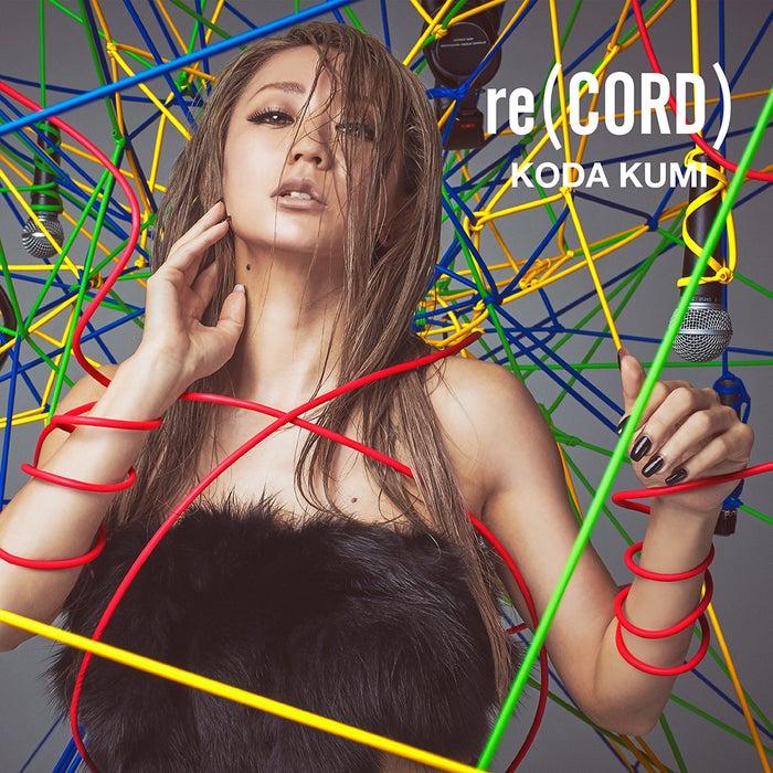 幸田来未惊险的《re (CORD)》封面照公开