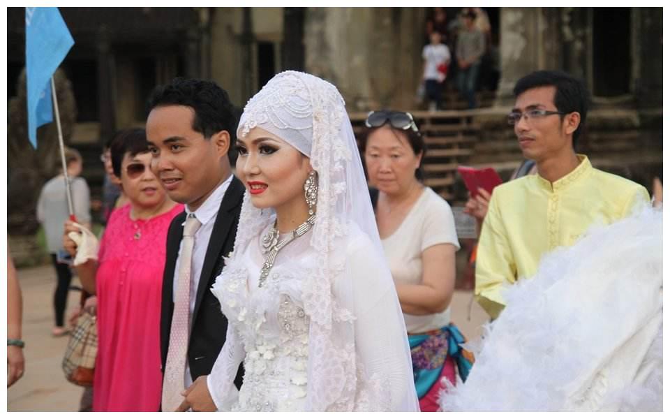 柬埔寨女人结婚后,竟然这样对待丈夫?看完羡慕了!