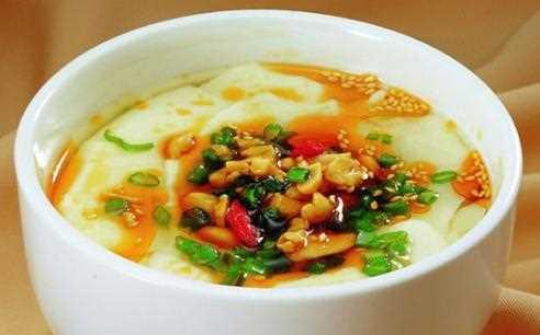 吃豆腐脑有哪些好处 减肥好友们的福星