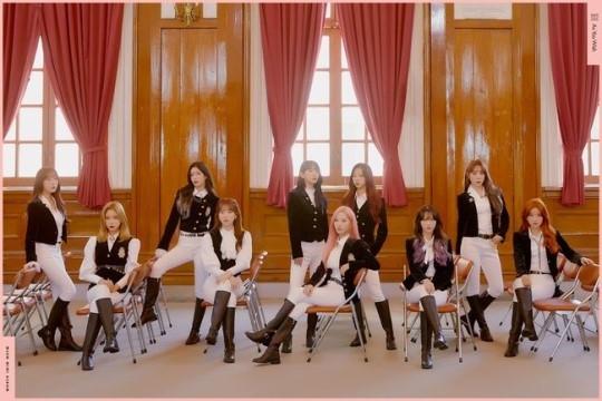宇宙少女公开新专辑《As You Wish》的唱片目录 成员参与作词作曲