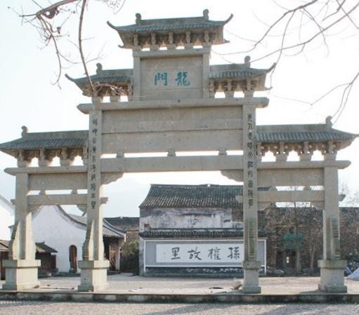 浙江最低调古镇,距杭州仅1小时车程,居民竟是三国国主后裔