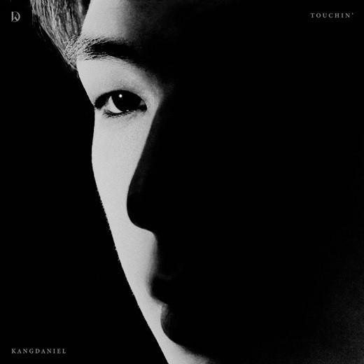 Wanna One出身的姜丹尼尔公开数码单曲《TOUCHIN'》概念照片