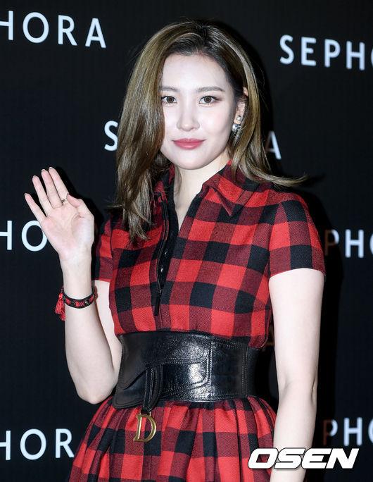 韩国歌手李宣美 (前Wonder Girls)对12名恶性网民提出了起诉