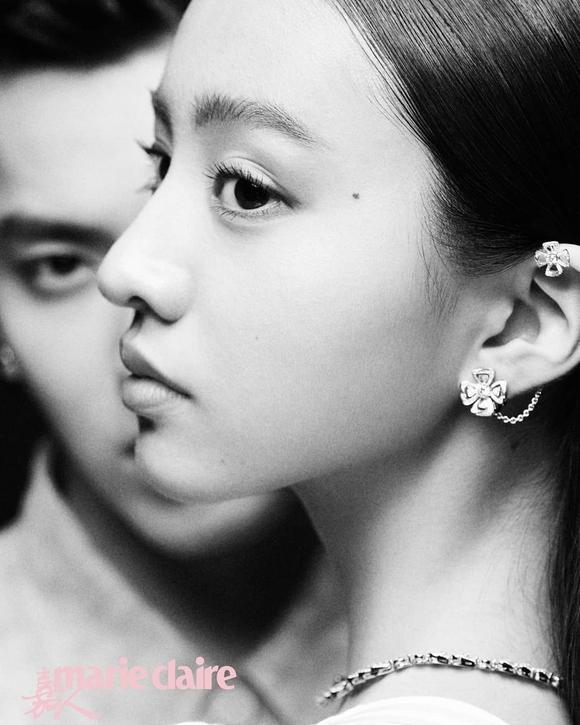 木村光希和吴亦凡一起拍摄写真 魅惑表情让人感叹