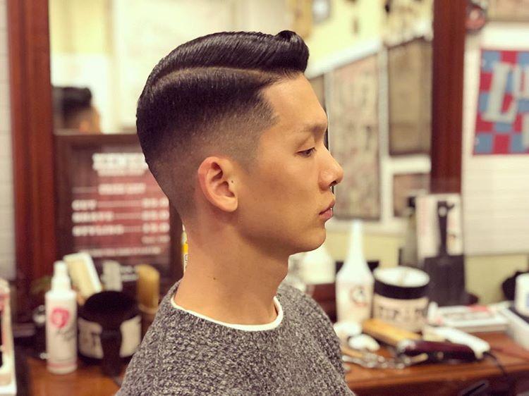 帅气的短发是男生们的最佳选择,潮流男生发型,总有一款适合你
