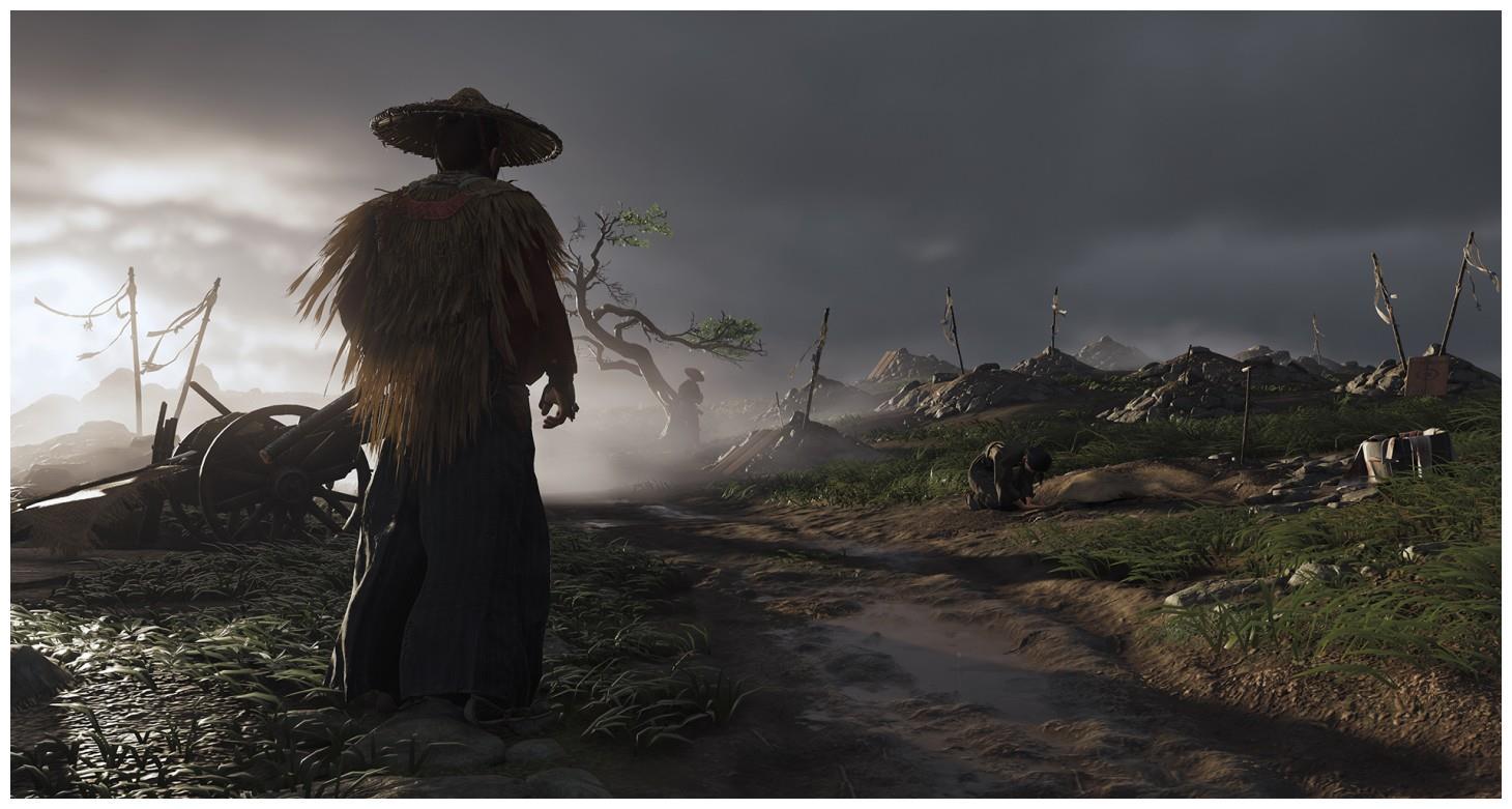 传PS4独占游戏《对马岛之鬼》将在PS5上市前发售
