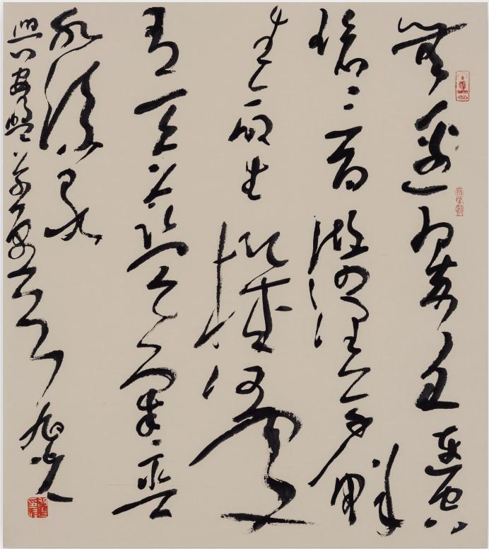 张旭光书法艺术精品展6月15日在内蒙古美术馆举办