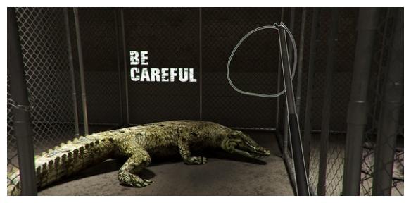 我要养只鳄鱼!模拟器游戏《动物收容所》上架Steam
