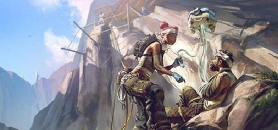 EA联手中国游戏厂商,《APEX英雄》手游版来袭!