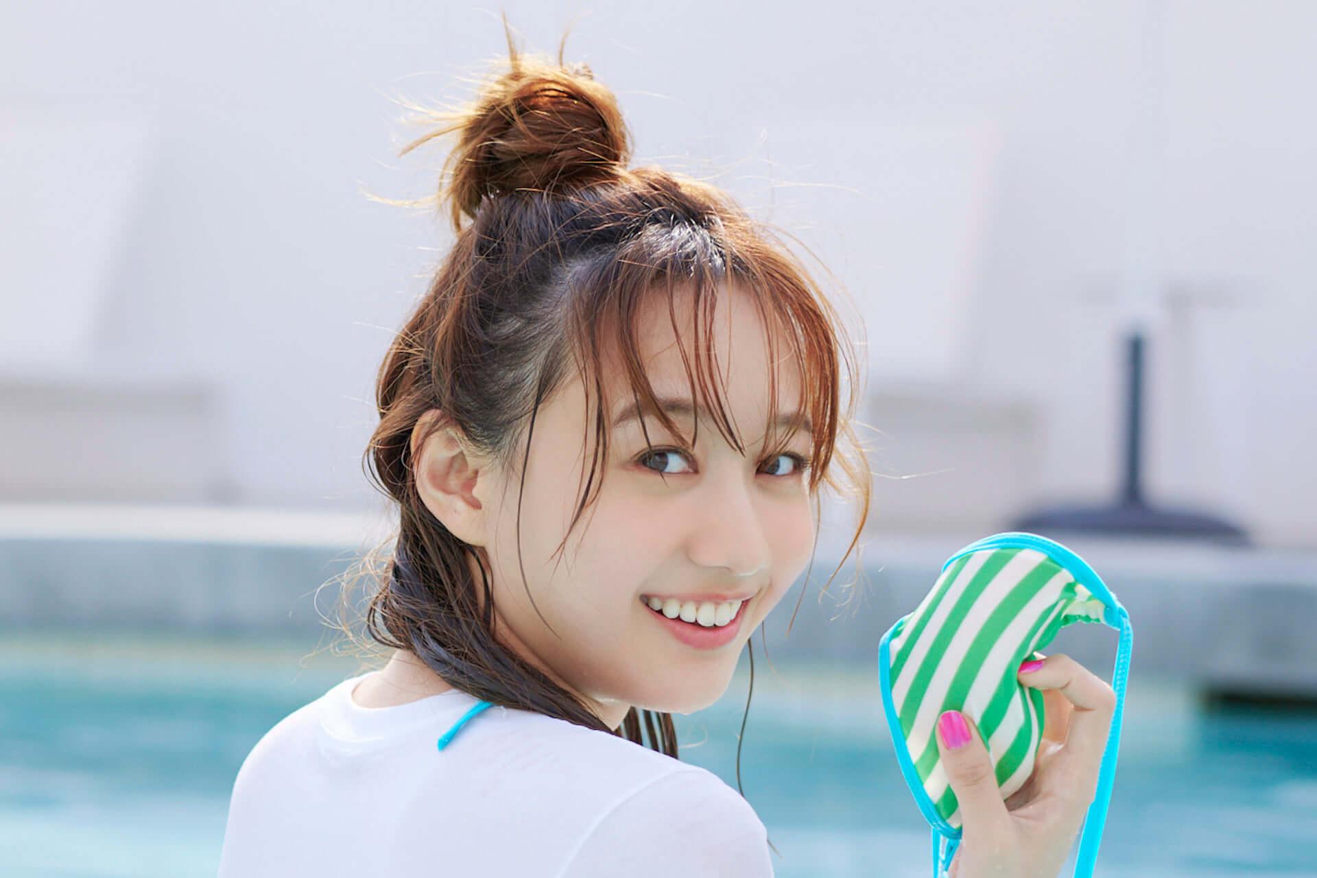 高田秋1st写真集发售决定 还收录了性感泳装照