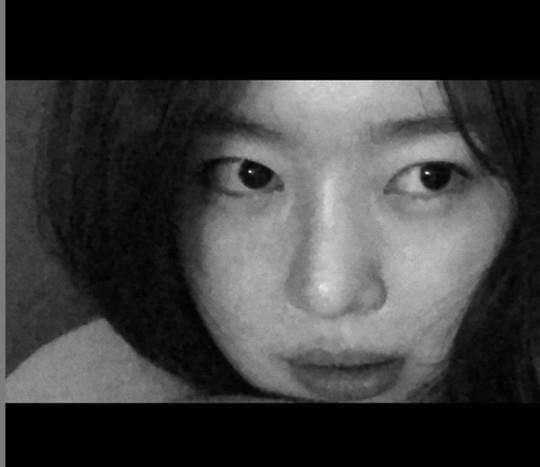 原Secret韩善花公开黑白照片 清纯梦幻的氛围