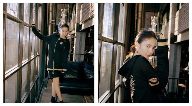 甜美而不失大气,金晨出场代言费多少,舞蹈仙子令甲方品牌欢呼!