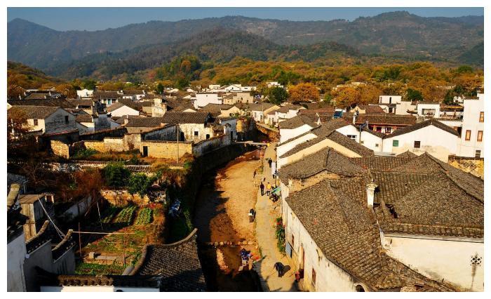 安徽被忽略的一处古建筑群,与九华山毗连,全国重点文物保护单位