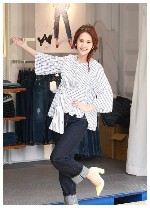 杨丞琳分享牛仔裤保养方式,却反被网友骂:恶心!