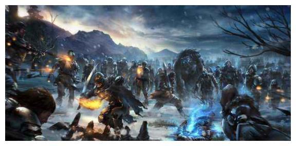 《权力的游戏》前传《长夜》将拍,英雄黎明之战前的黑暗纪元