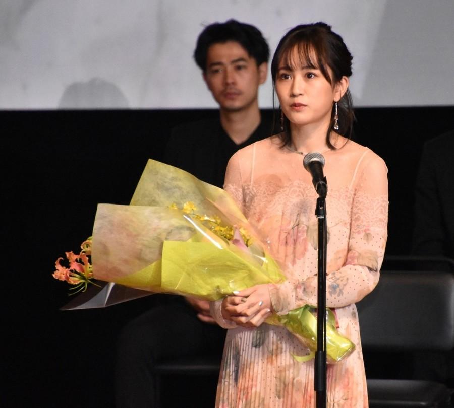 前田敦子获得最佳女演员奖 表示想再次进入高票房电影的世界