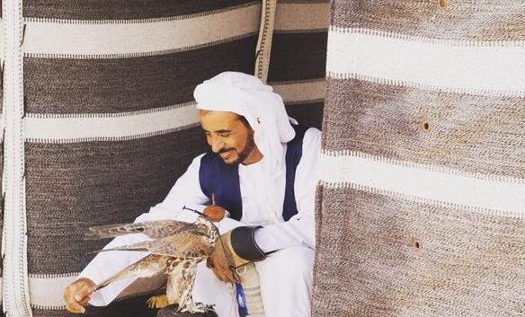 """迪拜最古老遗址之一,被称为复古的""""网红街"""",仿佛是历史博物馆"""